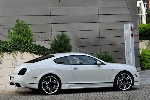 Bentley Spotting Mansory In Japan