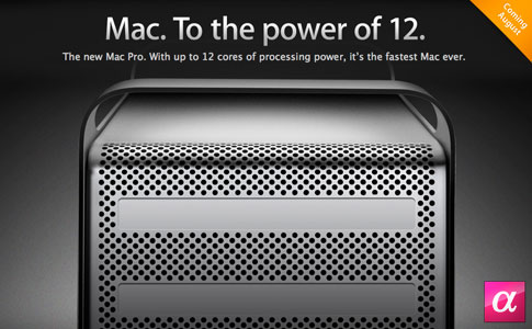 Apple MacPro 12-cores