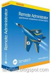 تحميل تنزيل برنامج مراقبة الشبكة المحلية او الداخلية Remote Administrator (Radmin) 3.4 برابط مباشر