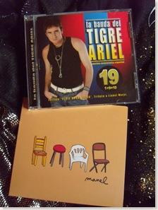 La Banda del Tigre Ariel + El Disco M