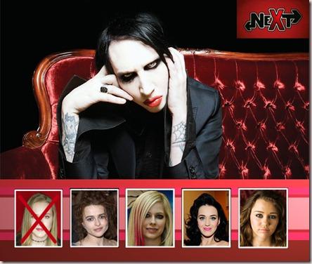 Marilyn Manson's 'Next'