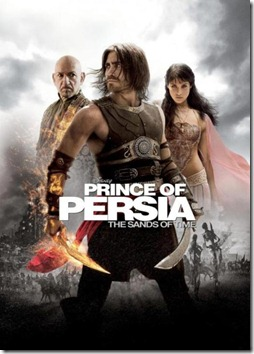 Price of Persia Poster
