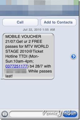 MTV Msg