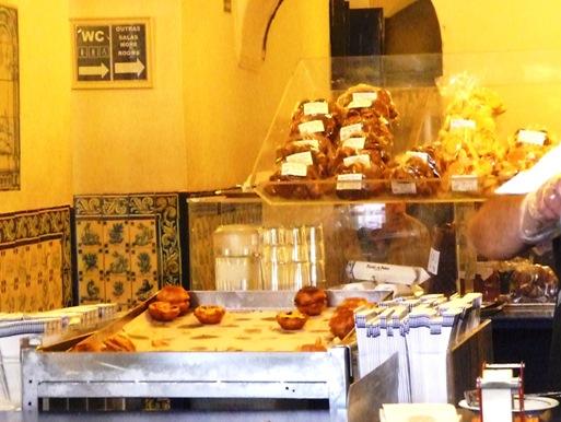 belem - fabrica dos pasteis de belem - interior 2