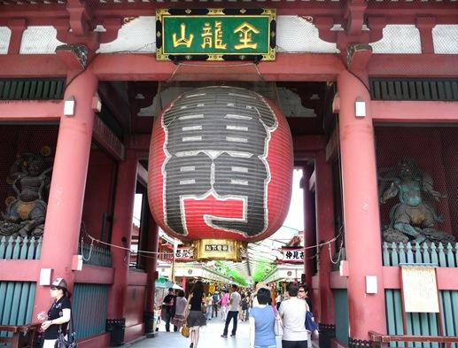 asakusa - kaminarimon 1
