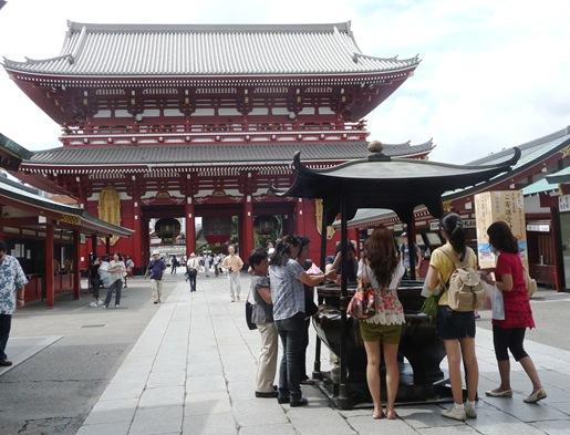 asakusa - sensoji templo 1