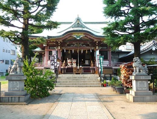 Imado Shrine - Asakusa - templo 3