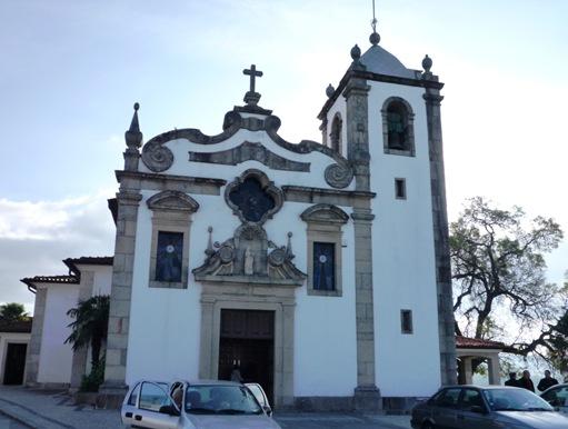 agueda igreja