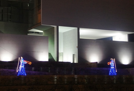 Agueda - Natal - Biblioteca Municipal Manuel Alegre