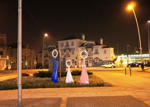 aveiro - Natal 2010 - avenida Lourenço Peixinho 2