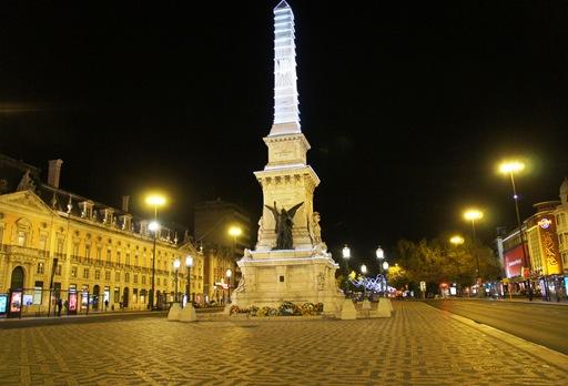 Praça dos Restauradores - Lisboa - 2