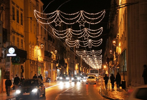 coimbra - natal - rua da Sofia 4
