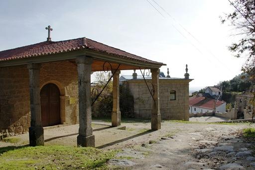 Alpedrinha - capela de São Sebastião 2