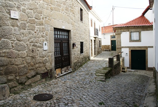 Alpedrinha - rua da Marvila