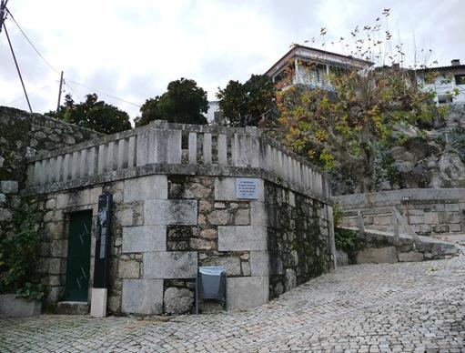 Castelo Novo - coreto