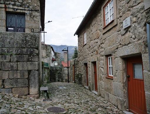 Castelo Novo - Rua de Alpreada