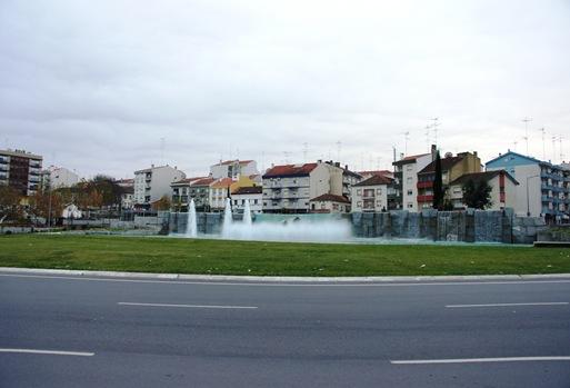 Castelo Branco - rotunda europa 4