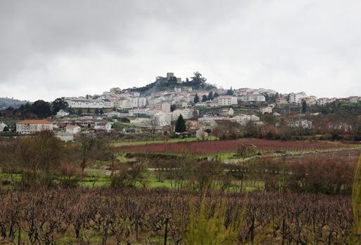 Belmonte - vista da vila