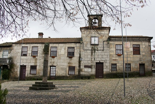 Belmonte - biblioteca municipal - antiga casa da camara de belmonte 1