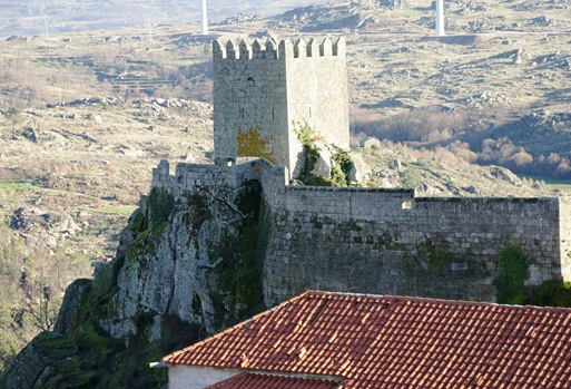 sortelha - o castelo