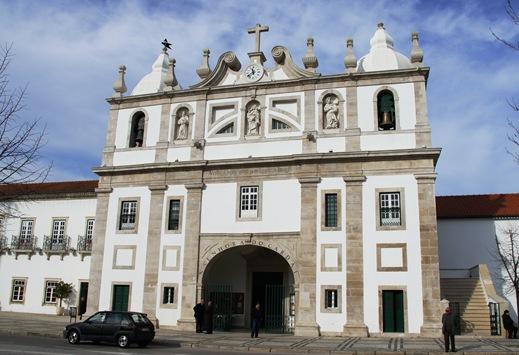 Pombal - Igreja Nossa Senhora do Cardal 1