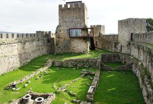 Pombal - Castelo de Pombal - torre de menagem 1