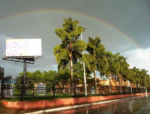 21. Unimar - arco iris