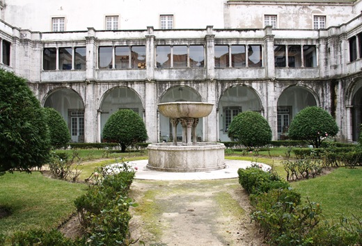 museu do azulejo - claustro