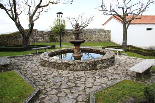 Ourem - Castelo - Jardim de Santa Teresa