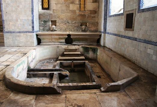 Mosteiro de Alcobaça - cozinha 1