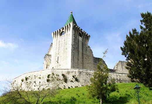 Porto de Mós - Castelo 11