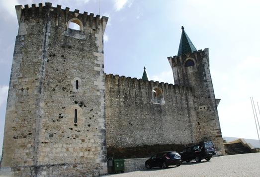 Porto de Mós - Castelo 8