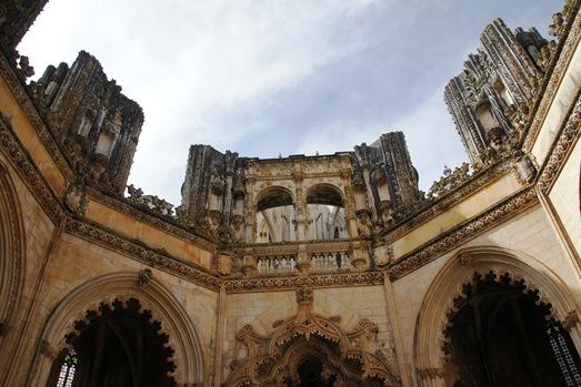 Batalha - Mosteiro de Santa Maria da Vitória- capelas imperfeitas 8