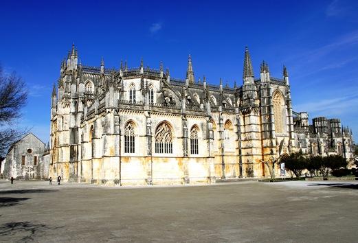 Batalha - Mosteiro de Santa Maria da Vitória 4