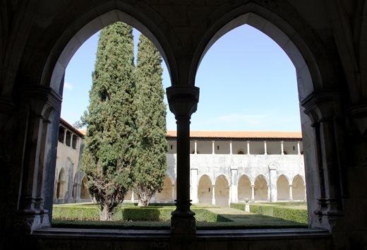 Batalha - Mosteiro de Santa Maria da Vitória -  claustro de D. Afonso V