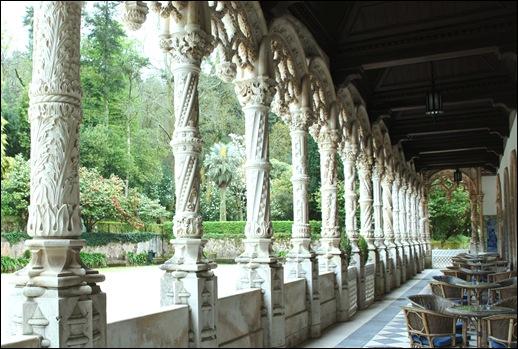 Buçaco - palacio 1