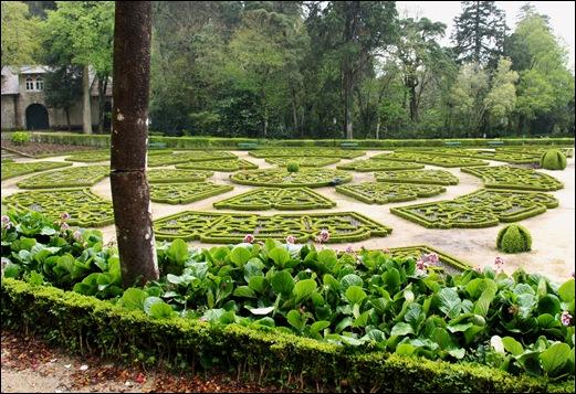 Buçaco - jardim do palácio 5