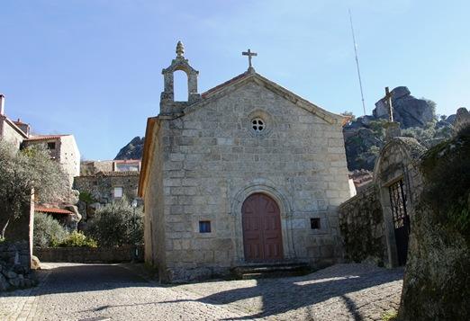 Monsanto - capela de santo antonio