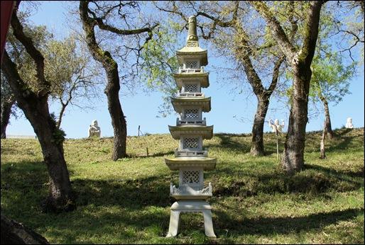 Buddha Eden - jardim - pagode
