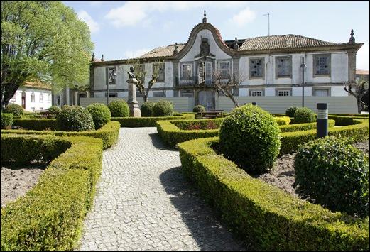 1.Trancoso -  palacio ducal