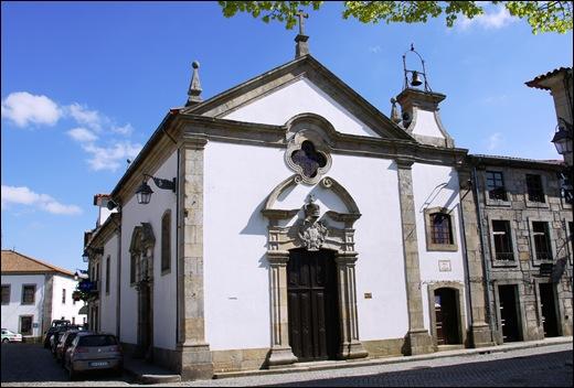 5.Trancoso -  igreja da misericordia 2