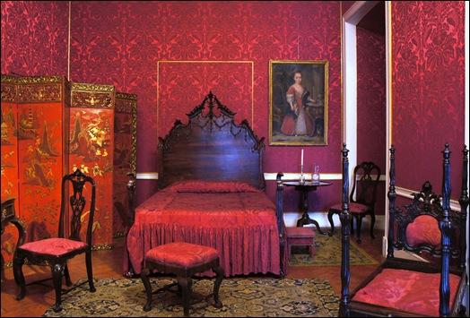 Palacio de Queluz - quarto de D.José