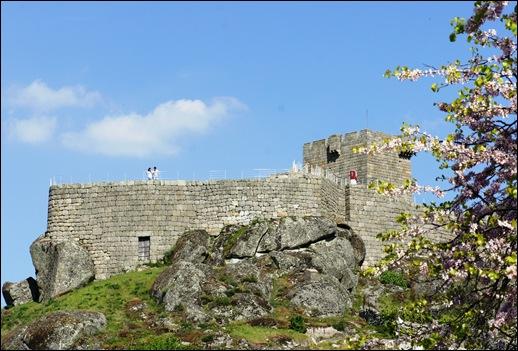 Linhares - castelo