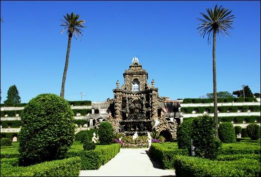 Quinta Real Caxias - cascata 1