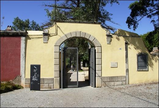 Quinta Real Caxias - porta de entrada para os  jardins