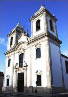 Ilhavo - igreja matriz
