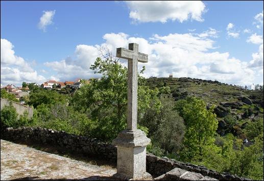 Glória Ishizaka - Vila do Touro - vista a partir da capela ns comercio
