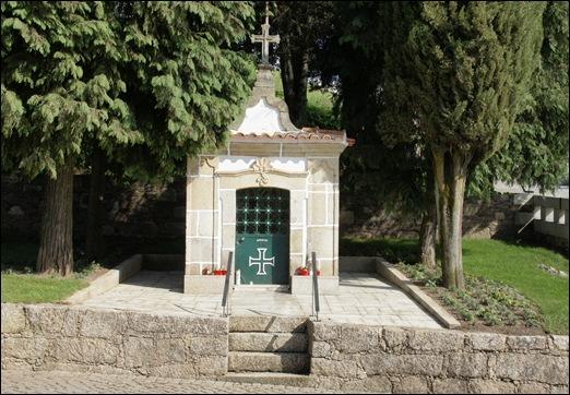 Sabugal - Glória Ishizaka - capela nosso senhor dos aflitos