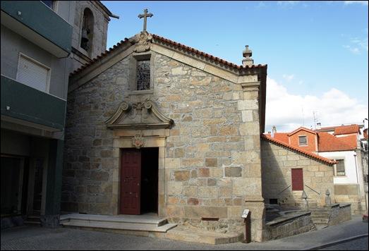 Sabugal - Glória Ishizaka - igreja de são joão