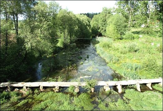 Sabugal - Glória Ishizaka - ponte sobre o rio côa